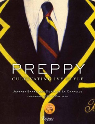 Preppy – new ivy style book