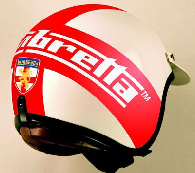 Limited Edition Lambretta Helmets Modculture