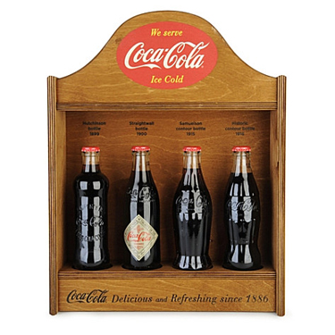 Coca cola box set
