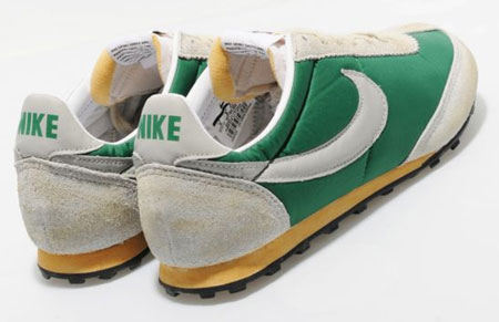 sports shoes a8b50 4d8b0 1970s Nike Vintage Oregon Waffle trainers reissued - Retro t