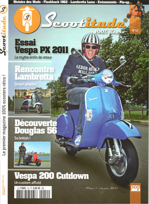 New Scootitude magazine