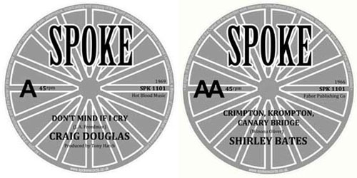New record label: Spoke Records