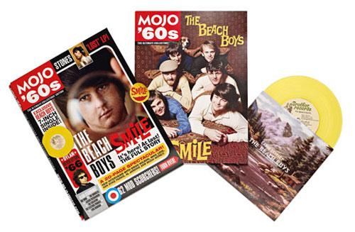 Mojo '60s magazine with free 45