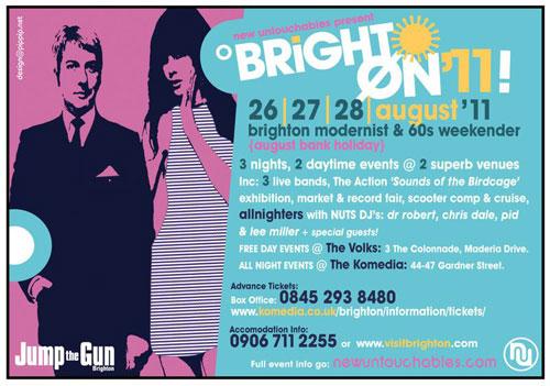 Brighton Mod Weekender 2011