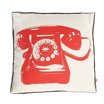 Telephone cushion