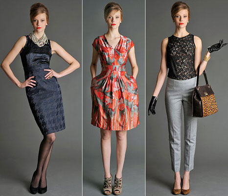 Mad Men official clothing collection