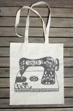 Singer bag
