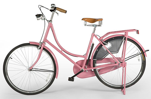 Vintage Style Hollander City Bikes In New Colours At Made Com