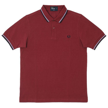 Fred Perry slim-fit polo shirts