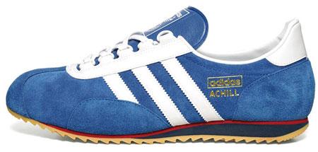Adidas Achill Originals, disponibili blu o rosse