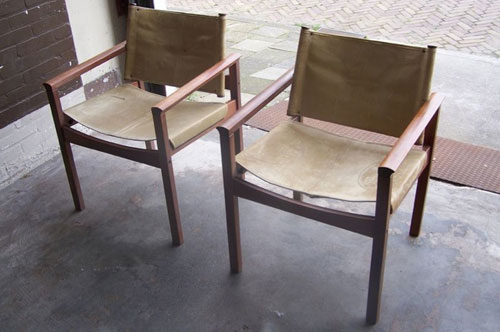 We have featured a number of reissues of the work of Sergio Rodrigues most of them like the Kilin chair the Oscar chair and the Mole chair all being far ... & eBay watch: A pair of midcentury sling chairs by Sergio Rodrigues ...