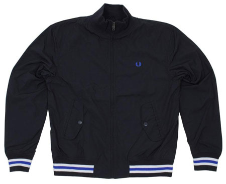 Fred Perry Tipped Jacket