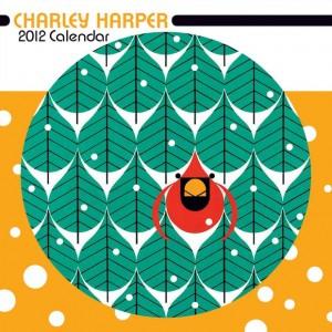 Charley-harper-2012-mini-wall-calendar