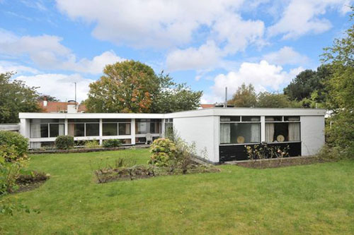 For Sale 1960s Architect Designed Bungalow In Longniddry