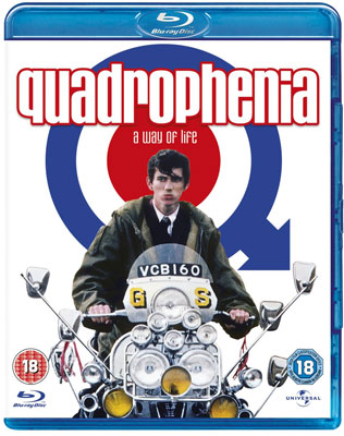 Quadrophenia on Blu-ray – full details