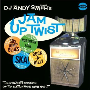 Andy Smith – Jam Up Twist album