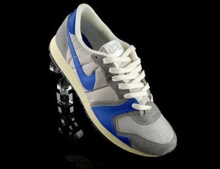 Looking for an old school running shoe  You might be interested in the  reissue of the Nike Vengeance Vintage trainers. bfd42127e