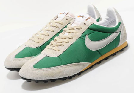 1970s Nike Vintage Oregon Waffle trainers reissued - Retro to Go 06b92e562ffb