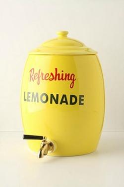 Lemonade urn