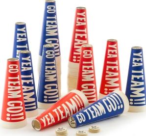 Vintage Popcorn Cones