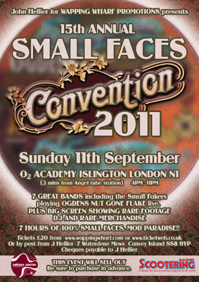 Small Faces Convention 2011