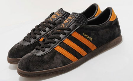7220e5f01bb1 We have seen a number of reissues of the Adidas London trainers. Sme would  argue too many