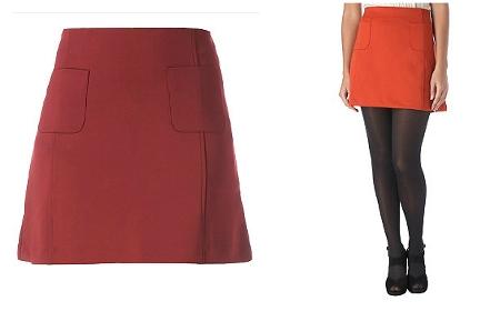New Look A Line Skirt | Jill Dress