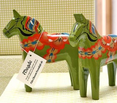 Magda-green-dala-horse