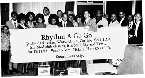 Rhythm A Go Go in Carlisle