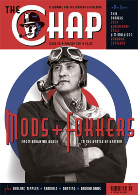 The Chap magazine does mod
