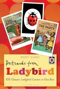 Postcards from ladybird