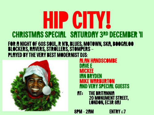 Hip City! Christmas Special