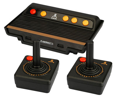 Atari flashback 3 console with classic games built in - Atari flashback 3 classic game console ...