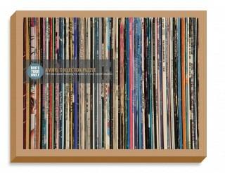 Vinyl puzzle