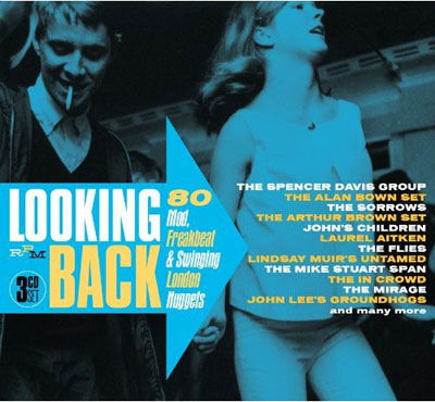 Looking Back mod CD boxset