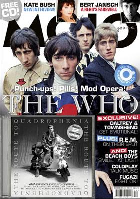 Mojo Magazine – Quadrophenia edition