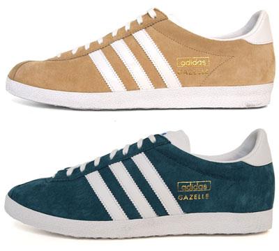 Adidas Gazelle Og Brown