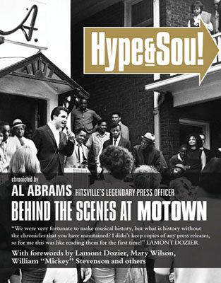 Hype and Soul Motown book