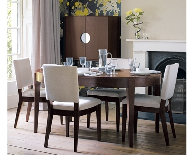 John Lewis Has Gone All Out On The Midcentury Look Recently But Garbo Dining Furniture Range Looks Back To 1930s