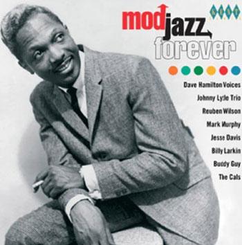Mod Jazz Forever CD on Kent