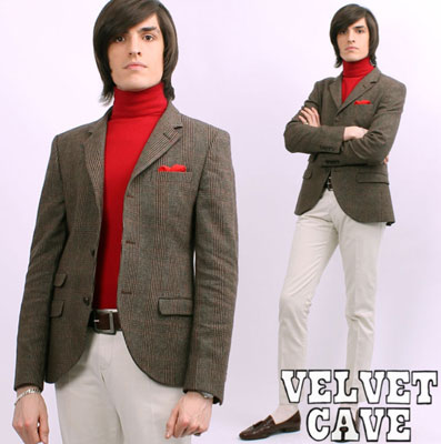 New Velvet Cave auctions for men