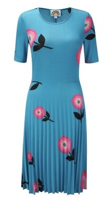 Zinna_tea_dress_turquoise