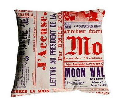 News cushion