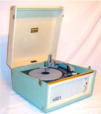 Ebay Watch Reconditioned 1960s Dansette Bermuda Record