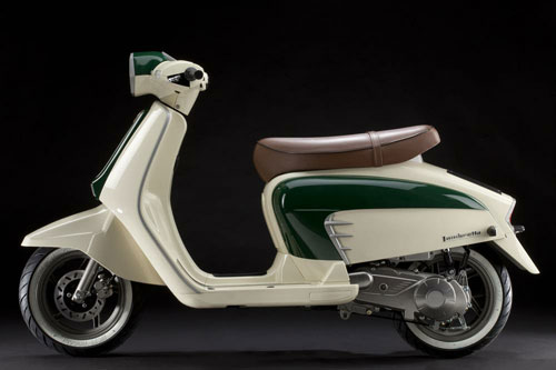 Lambretta LS, LJ and LT scooters hit the UK