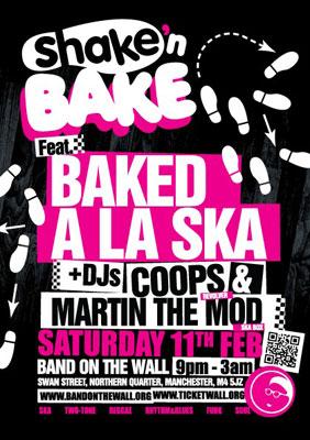 Shake n Bake – Manchester