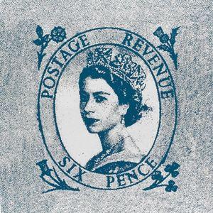 Blue-queen-print