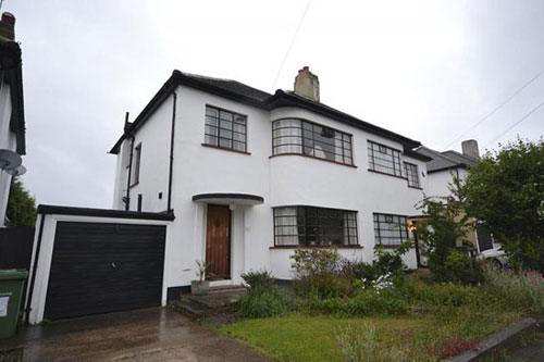 Renovating 1930s art deco house