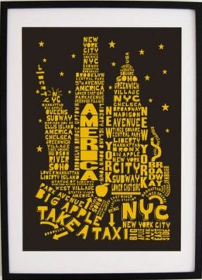 Newyorknightprint