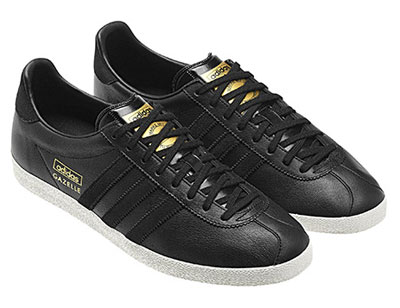 His Knibs classic men's style: Adidas Gazelle OG trainers reissued ...
